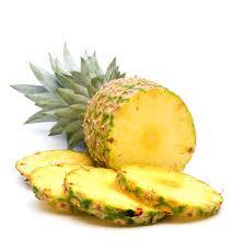 les bienfaits des fruits et légumes : ananas