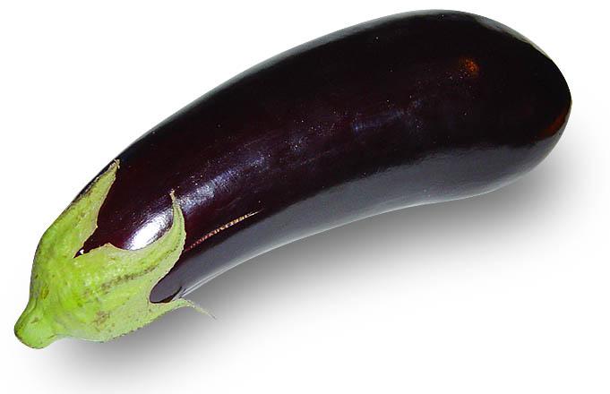 les bienfaits des fruits et légumes : aubergine
